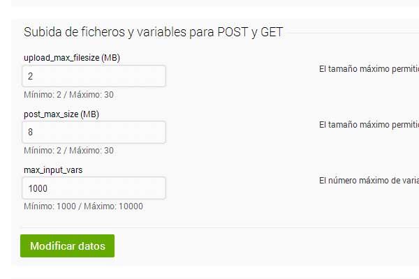 modificar-upload-max-filesize