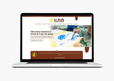 Escuela Infantil La Jirafa